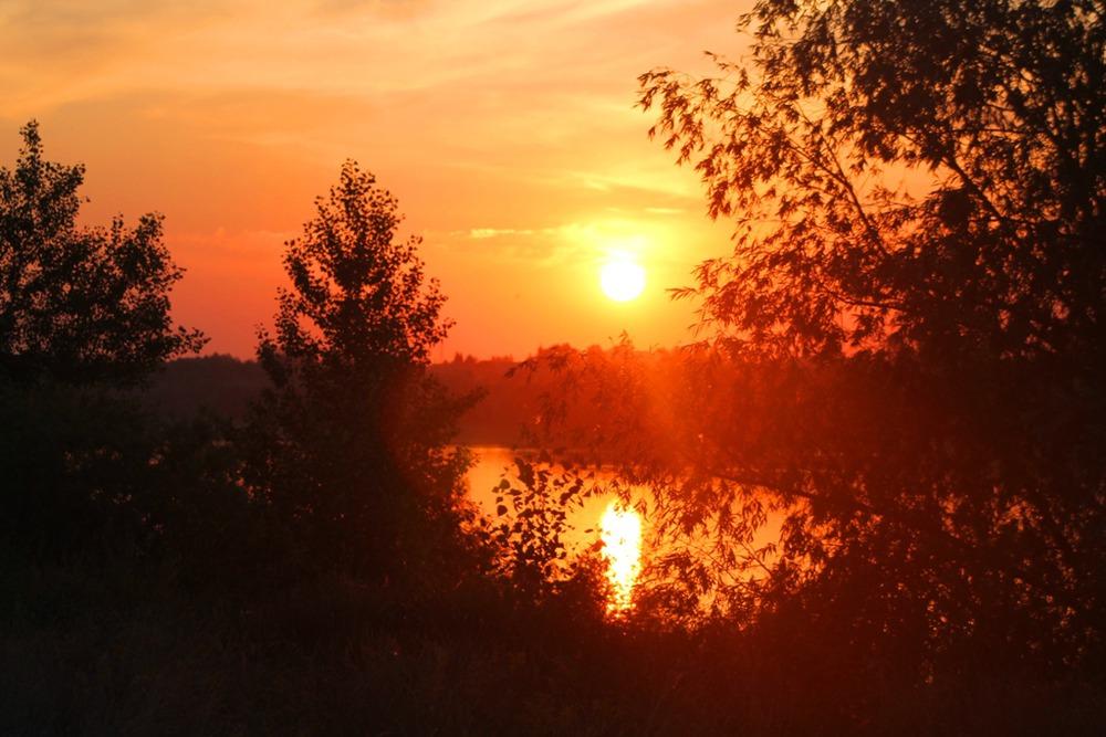таком случае как фотографировать закаты и рассветы поза