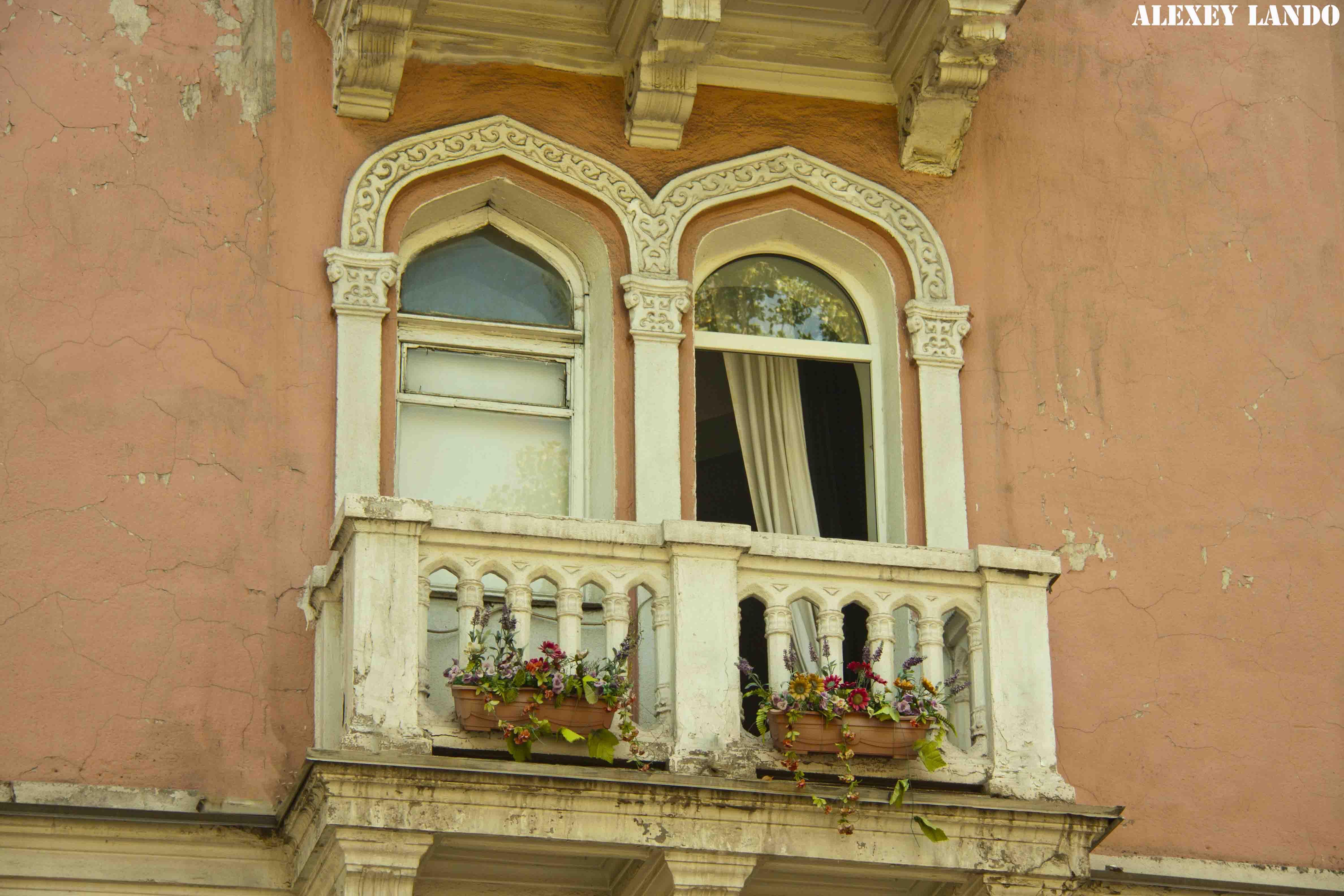 Ответы@mail.ru: как называется часть балкона?.