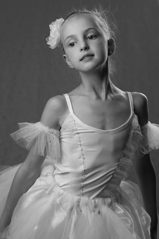 фото молодая балерина знала, что