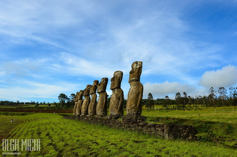 easter island moai dating But hoa hakananai'a won't remain there, if easter island's indigenous people get their way.