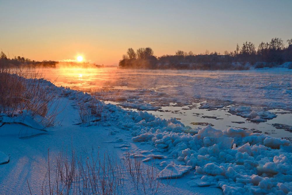 рабочий картинки о весеннем льде качество