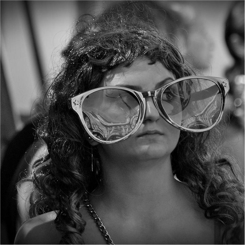 Дурочки в очках фото