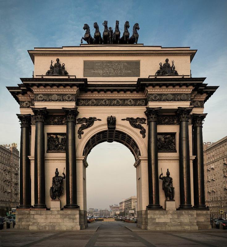 триумфальные арки картинка сделать фотографии