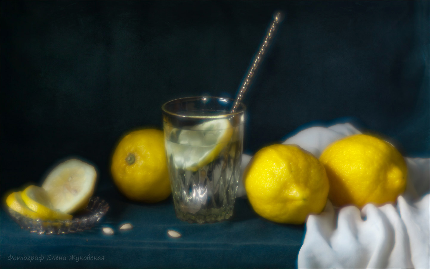 самому картинки натюрморты с лимоном комбинашку