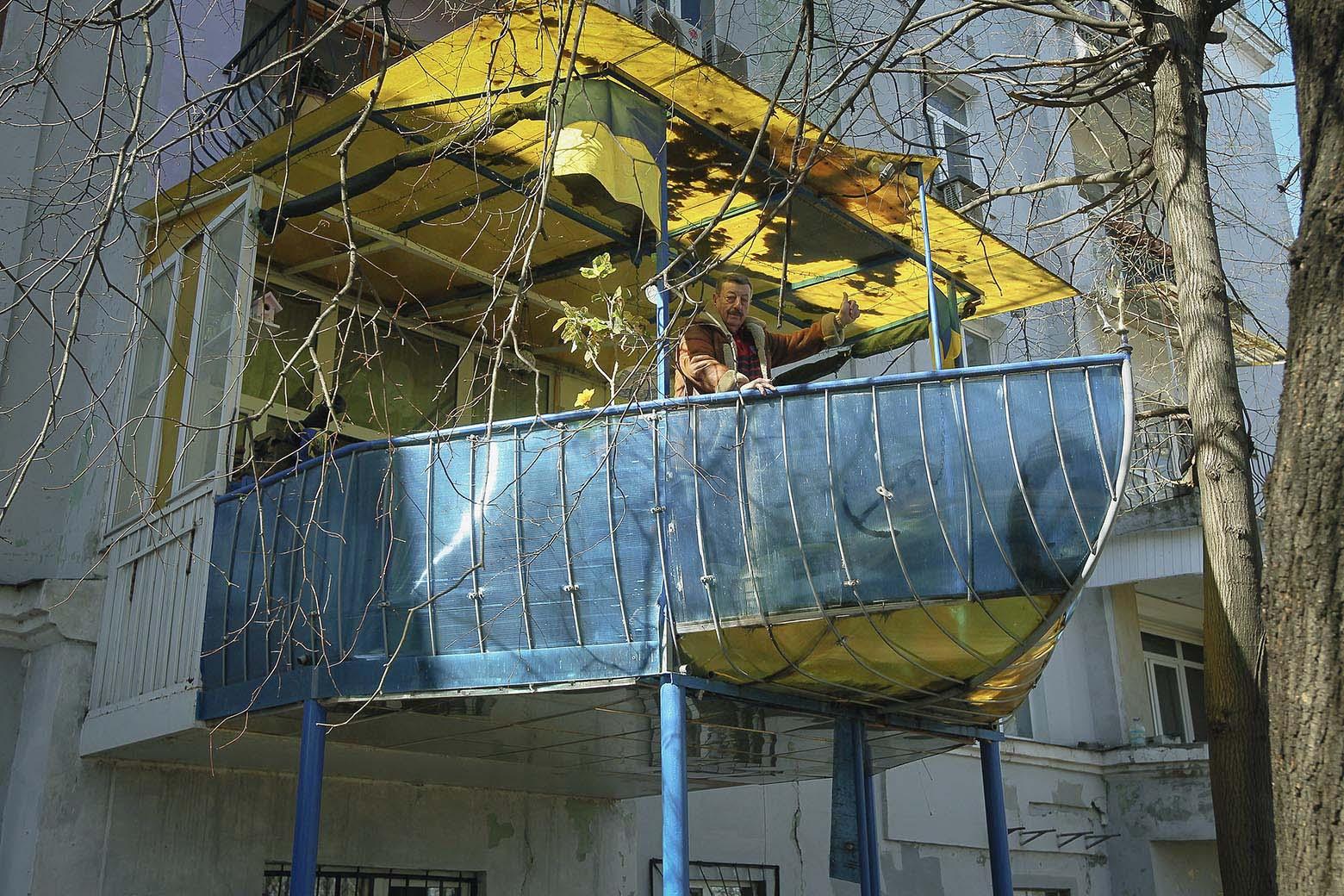 Фотография фотография про балкон из раздела жанр 6503521 - ф.