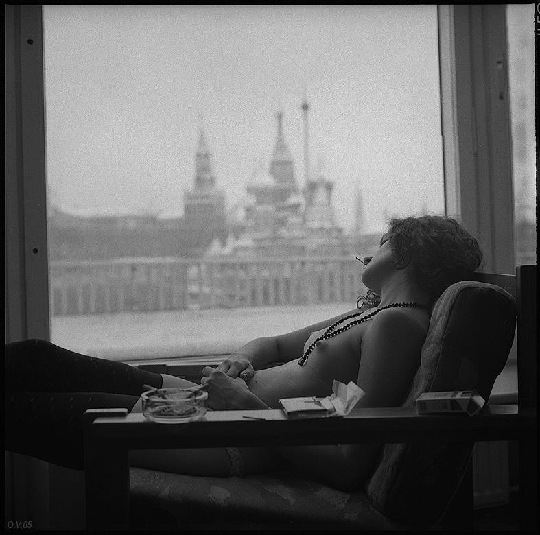 "Гостиница ""Россия"". Москва, 2005"