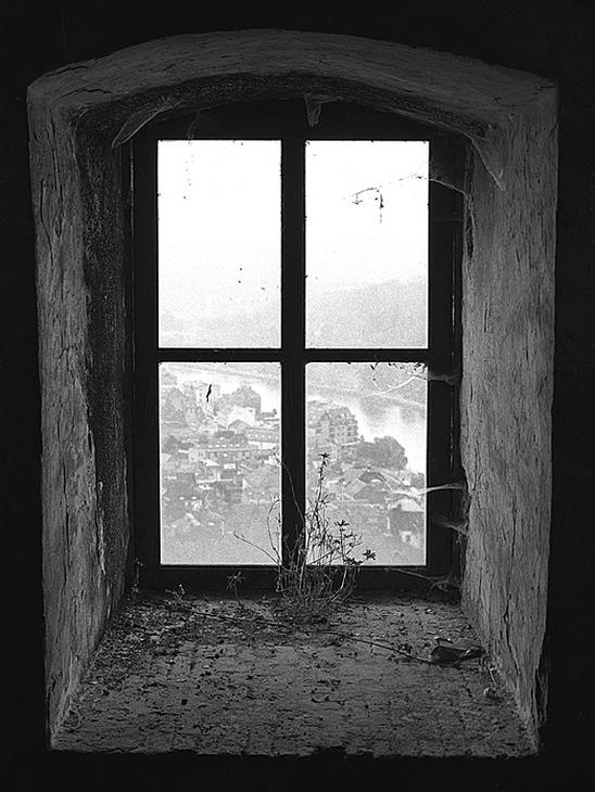Фото окна темные