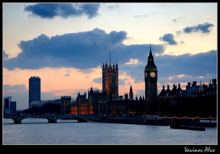 Smart виды лондона б б путешествия