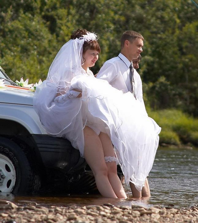 Эротические приколы на свадьбах 18 фотография