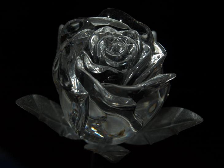 Детские картинки ледяные розы
