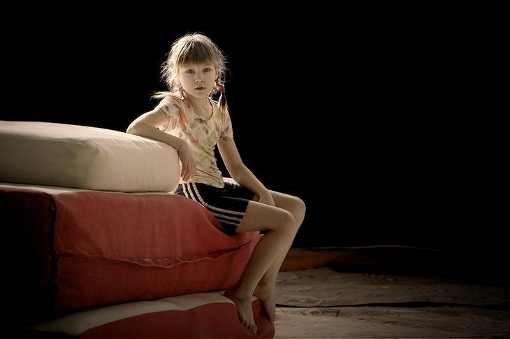 Юная гимнастка-рекордсменка из Одесской области выступила