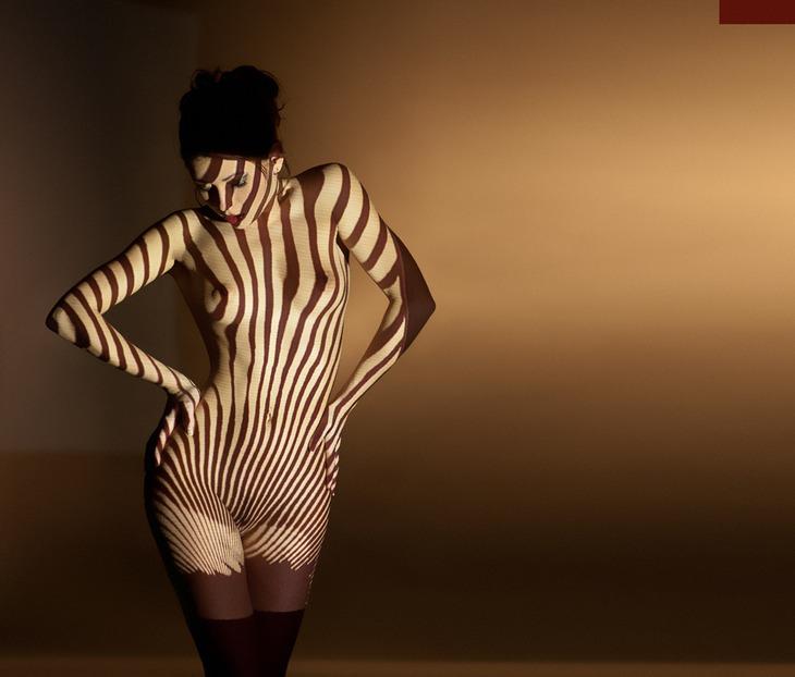 эротика зебра фото