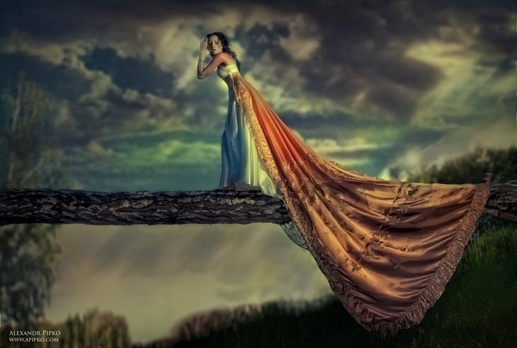 Александр Пипко :: Девушка на дереве :: Фото - Арт :: Галерея ...