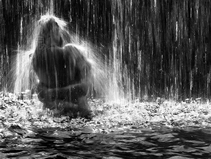 Мокрый поцелуй