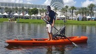 Bonafide Kayaks Demo On The water at ICAST (spencerdella)