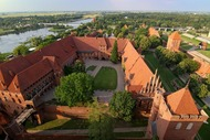 Castle of the Teutonic Order in Malbork (Аldis)