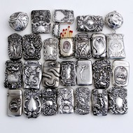 Antique Silver Matchboxes (Yurysann)