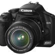 Цифровой зеркальный фотоаппарат.  Canon EOS 450D Kit + фото принтер.